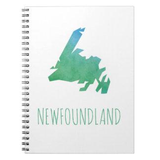 Newfoundland Notebooks