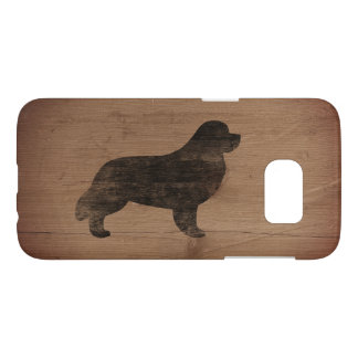 Newfoundland Silhouette Rustic