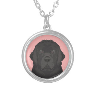 Newfoundland Silver Plated Necklace