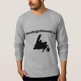 Newfoundland Slang Tee Shirts