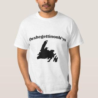 Newfoundland Slang Tshirt
