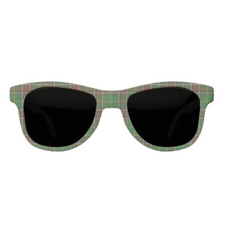 Newfoundland tartan custom plaid  Sunglasses