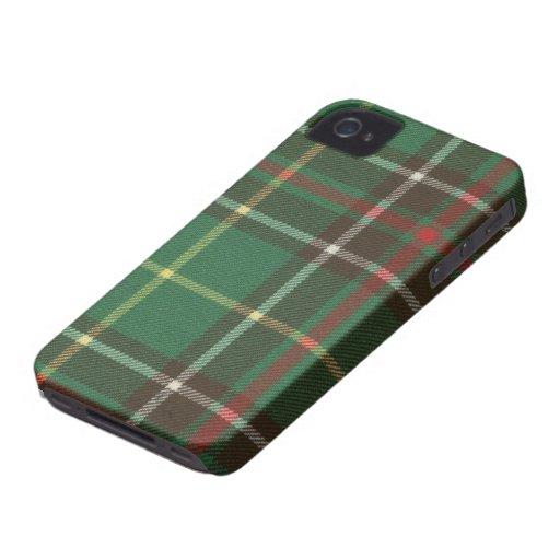 Newfoundland Tartan iPhone 4/4S ID Case iPhone 4 Case