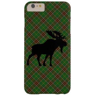 Newfoundland tartan plaid phone case moose