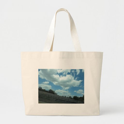 NEWJERSEY USA LANDSCAPE SKY GIFTS CHERRYHILL TOTE BAGS
