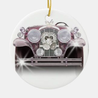 NEWLYWED'S CHRISTMAS ORNAMENT