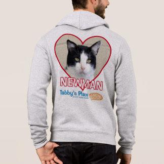 Newman - Men's Full Zip Hoodie