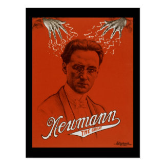 Newmann The Great Postcard