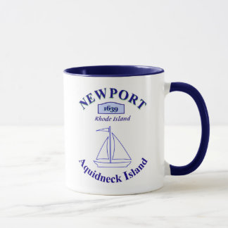 Newport, Aquidneck Island - Mug