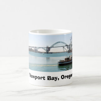 Newport Bay, Oregon Coffee Mug