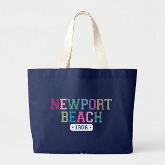 Newport Beach 1906 Large Tote Bag