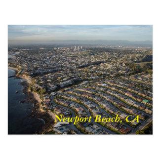 Newport Beach, CA Postcard