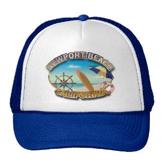 Newport Beach, California Cap