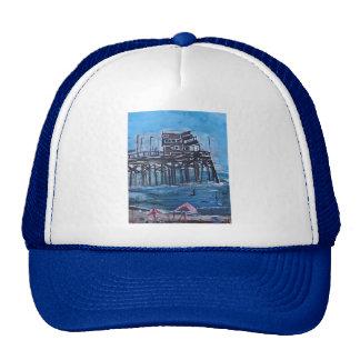 NEWPORT BEACH PIER CAP