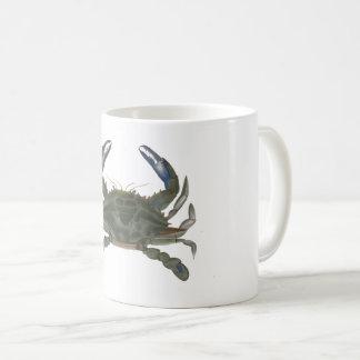 Newport Blue Crab Mug