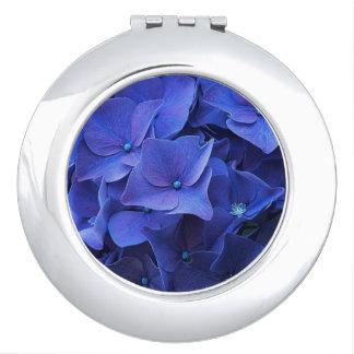 Newport Blue Makeup Mirror