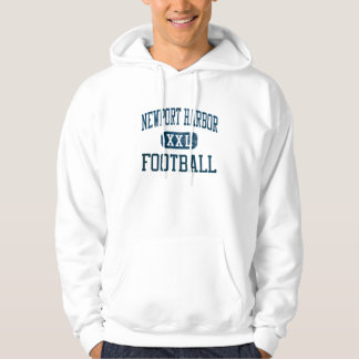 Newport Harbor Sailors Football Hoodie