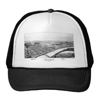 Newport Mesh Hat
