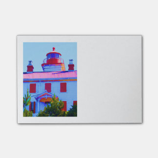 Newport Lighthouse Post-it Notes