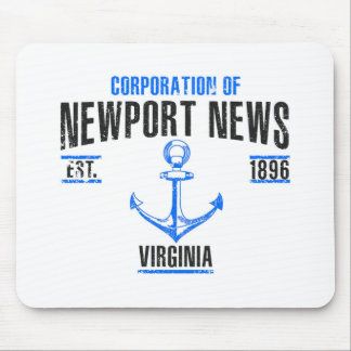 Newport News Mouse Pad