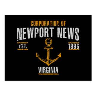 Newport News Postcard
