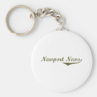Newport News  Revolution t shirts Key Ring