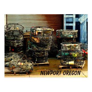 Newport Oregon Postcard