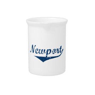 Newport Pitcher