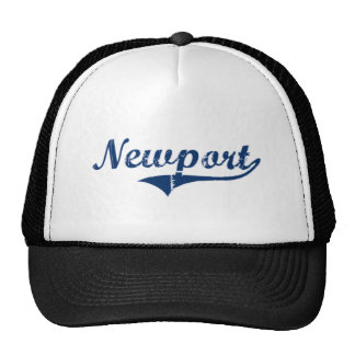 Newport Rhode Island Classic Design Cap