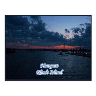 Newport Rhode Island Postcard
