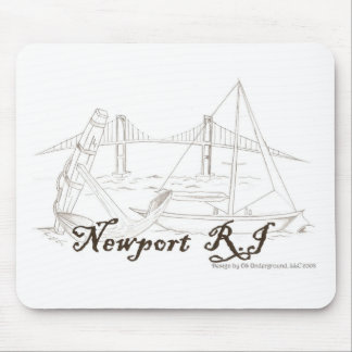 Newport RI Mouse Pad