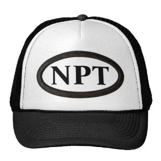 """Newport, RI """"NPT"""" Cap"""