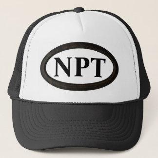 """Newport, RI """"NPT"""" Trucker Hat"""