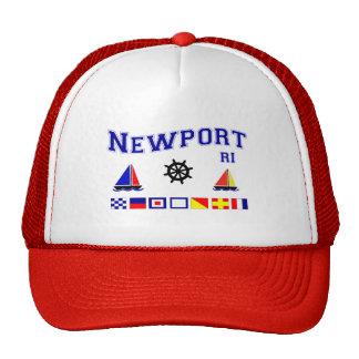 Newport Signal Flags Cap