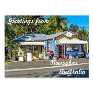 Newrybar NSW Australia Postcard