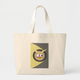 news1 large tote bag
