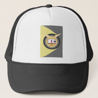 news1 trucker hat