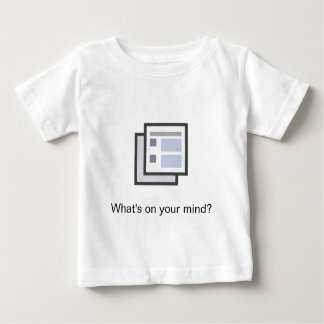 News Feed Baby T-Shirt