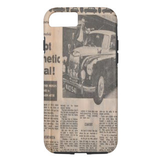 news paper apple iPhone 7 case design