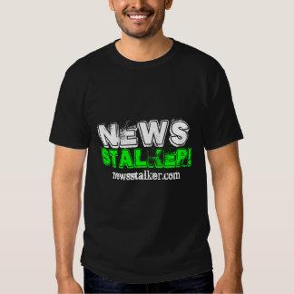 News Stalker T-shirt