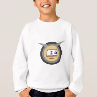 news sweatshirt