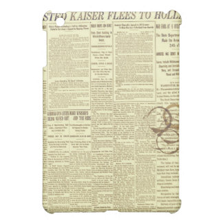 newspaper iPad mini covers
