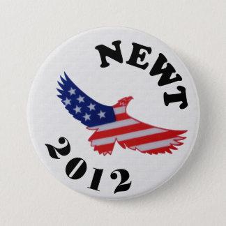 NEWT 2012 7.5 CM ROUND BADGE