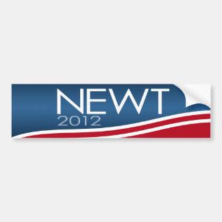Newt 2012 Campaign Gear Bumper Sticker