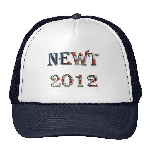 Newt 2012 - Newt Gingrich for President Trucker Hat