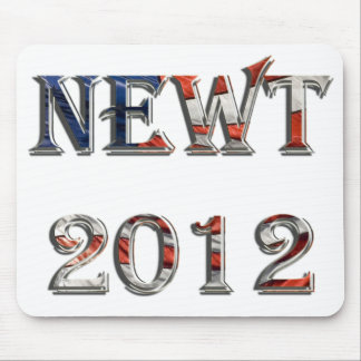 Newt 2012 - Newt Gingrich for President Mouse Pad