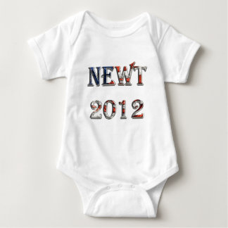 Newt 2012 - Newt Gingrich for President T-shirts