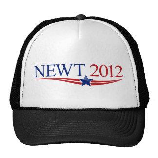 Newt 2012 Swag Hats