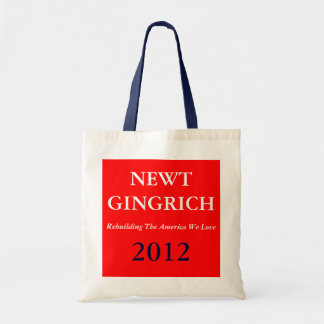 Newt Gingrich Bag