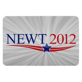Newt Gingrich for President 2012 Rectangular Photo Magnet